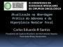 Atualização na abordagem prática do adenoma e da hiperplasia nod